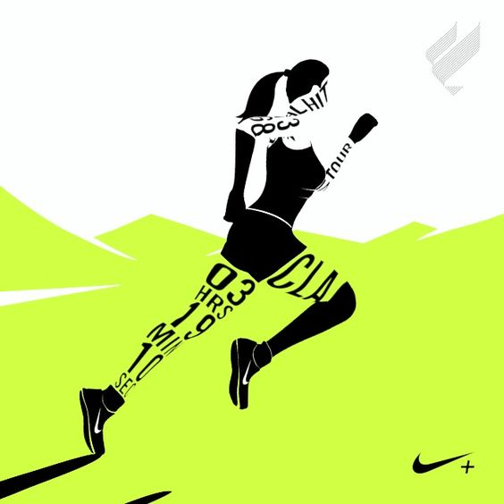 Ill be #betterforit. Watch out for me at #nikewomensrun 2017.