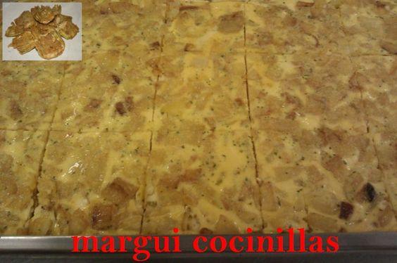 Marguicocinillas: TORTILLA DE PATATAS Y CEBOLLA