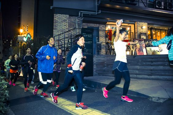 "NIKE+ RUN CLUB ""RUNGAL"""