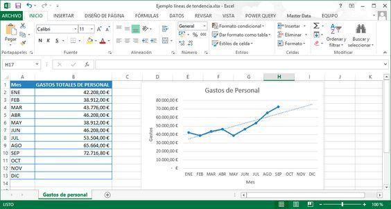 Introducción a Excel 2016