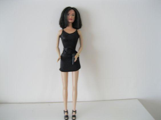 Posh Spice doll (aka Victoria Beckham)