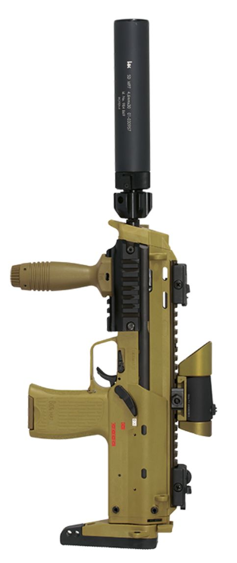 MP7 in RAL8000