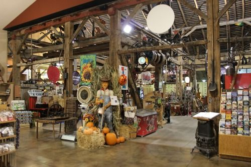 Lehman's Hardware Store in Ohio's Amish Country is not your average hardware store. Find out why this one is not just for men.