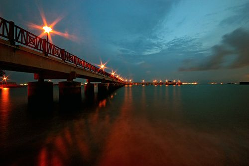 Labrador Park Jetty, Singapore  by night86mare, via Flickr
