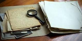 lectura y análisis de documentos antiguos. - Búsqueda de Google