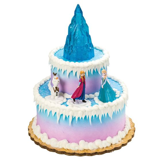 Frozen Themed Birthday Cakes At Publix