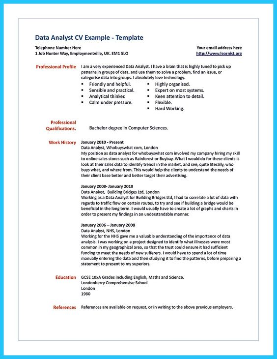 awesome Best Data Scientist Resume Sample to Get a Job, Check more - resume data analyst