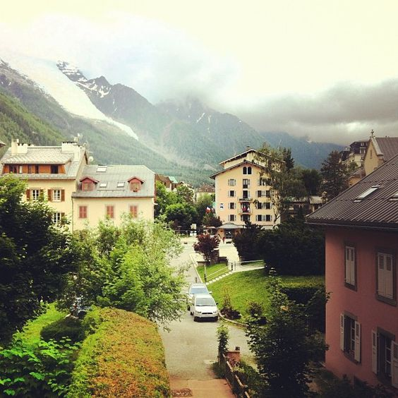 view from my hotel room here in Chramonix:-) - @transformbyjoe- #webstagram