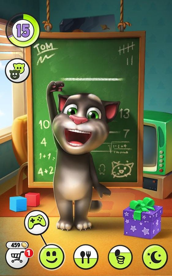 Free Download My Talking Tom Game Apps For Laptop Pc Desktop Windows 7 8 10 Mac Os X My Talking Tom Talking Tom Tom Games