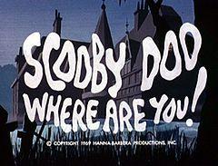 Scooby Dooby Doo: