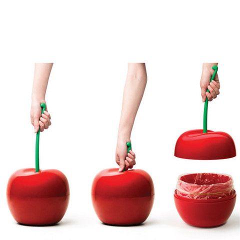 Cherry Bin Container Things I want Pinterest Cherries and - abfallbehälter für die küche