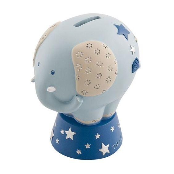 Копилка Слон сер 652170 Moulin Roty купить, Киев, Украина, цена, отзывы | Интернет магазин детских товаров NEW LIFE