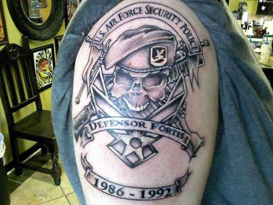 military skull tattoos page 41 tattoo ideas pinterest art tattoos and body art and armed. Black Bedroom Furniture Sets. Home Design Ideas