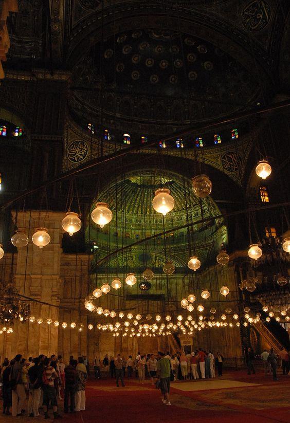 Mezquita de Alabastro, Cairo, Egipto