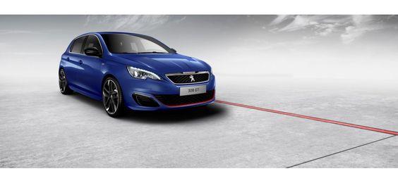 Configuration automobile, Configurer une voiture - Peugeot 308