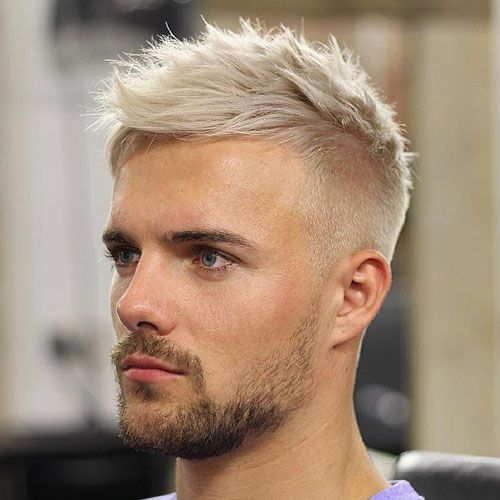 40 Best Blonde Hairstyles For Men 2020 Guide Mens Hairstyles Haircuts For Men Cool Hairstyles