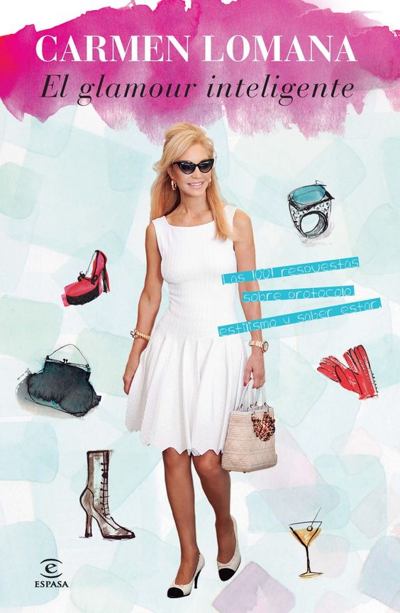'El glamour inteligente' de Carmen Lomana. Puedes disfrutarlo en la tarifa plana de #ebooks en #Nubico Premium #lifestyle #viajes http://www.nubico.es/premium/hogar-y-estilo-de-vida/el-glamour-inteligente-las-1001-respuestas-sobre-protocolo-estilismo-y-saber-estar-carmen-lomana-9788467026399