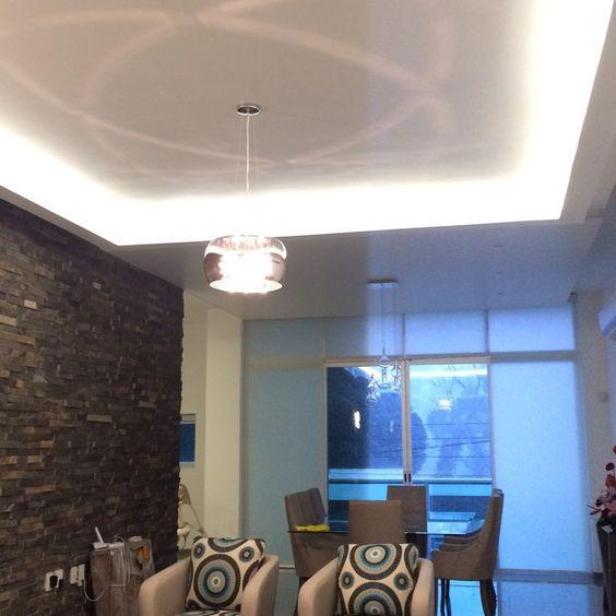 Iluminación Sala Comedor Diseño de iluminación, venta, instalación ...