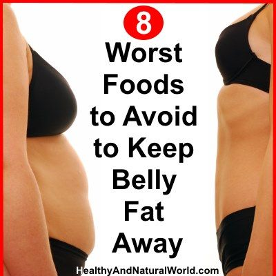 how to take away belly fat