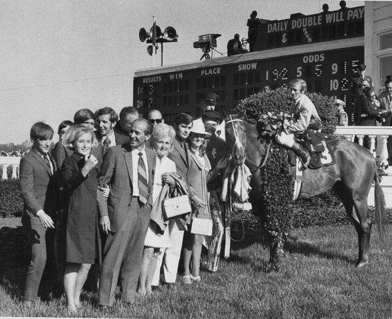 1970 Kentucky Derby winner Dust Commander finds a final home at Churchill Downs