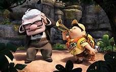*CARL & RUSSELL ~ UP, 2009