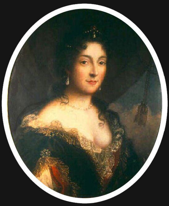 Madame de Maintenon in semi-déshabillé by ? (musée Lambinet - Versailles France):