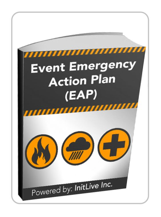 Emergency Action Plan for Events Free Template #Eventsafety - emergency action plan sample