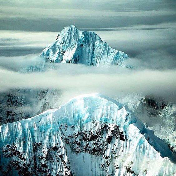 Huntington Peak, Alaska