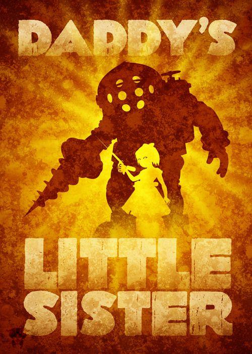 Bioshock Poster - Designedby Josean Pablos   #videogames #gaming #irrationalgames #2kgames #bioshock #fanart