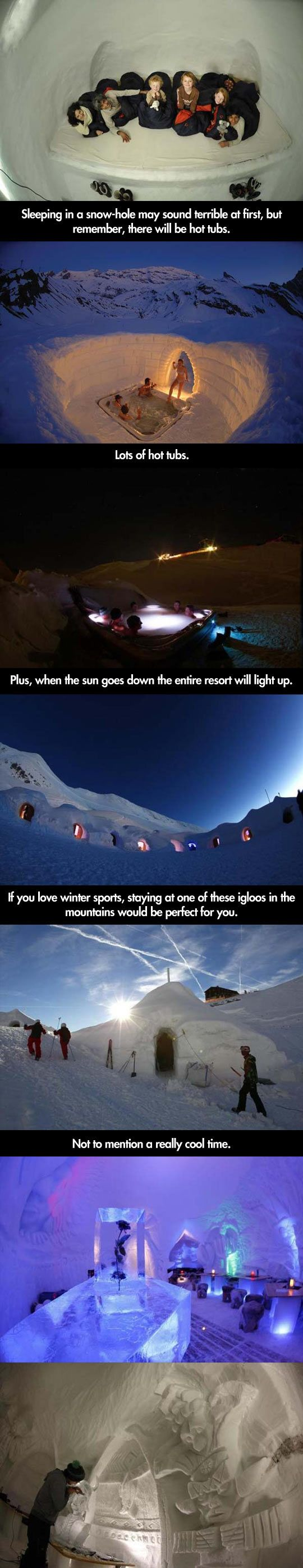 These people know how to do winter right // funny pictures - funny photos - funny images - funny pics - funny quotes - #lol #humor #funnypictures