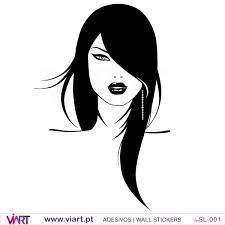 woman wall decals - Google Search