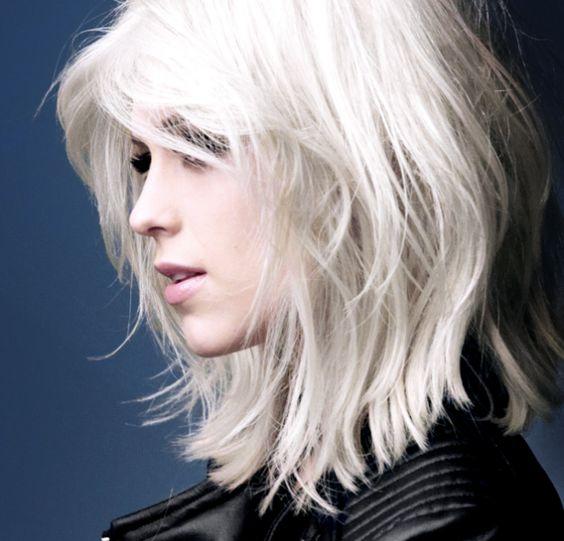 Resultado de imagem para corte cabelo feminino grisalhos 2017