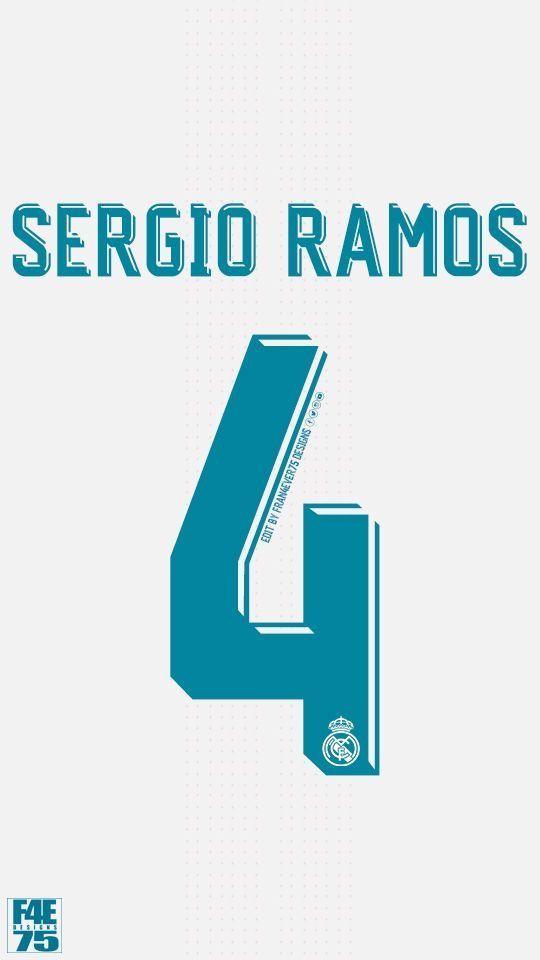 Sergio Ramos Of Real Madrid Wallpaper Futbolrealmadrid Camisas De Futebol Sergio Ramos Fotos De Futebol