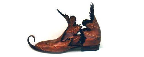 Amazing Pendragon shoes