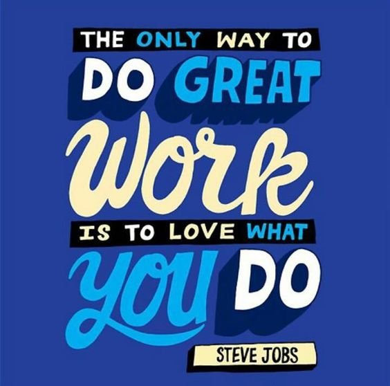 Find the passion for what you do and it will show. #ILOVEMYJOB #Marketers #smallbusiness #smallbiz #entrepreneur #entrepreneurs #BusinessTips #Business #BusinessSuccess #BusinessStrategy #Corporate