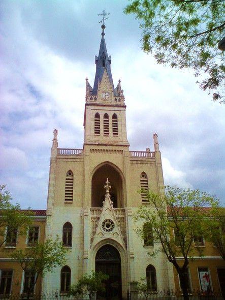 Foto de riselo: Iglesia del Monasterio de la Visitación en Madrid. - monumentos