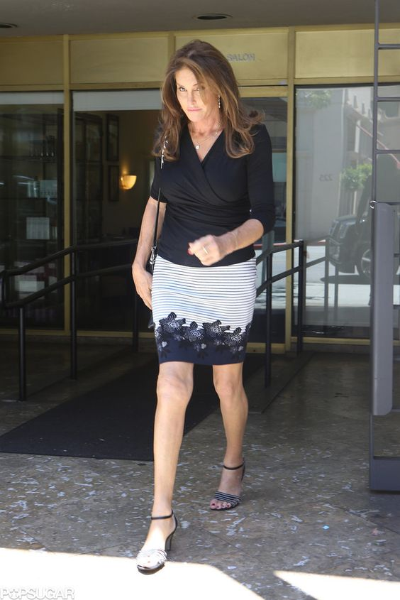 Caitlyn Jenner made another stunning appearance. Click through to see more pictures.