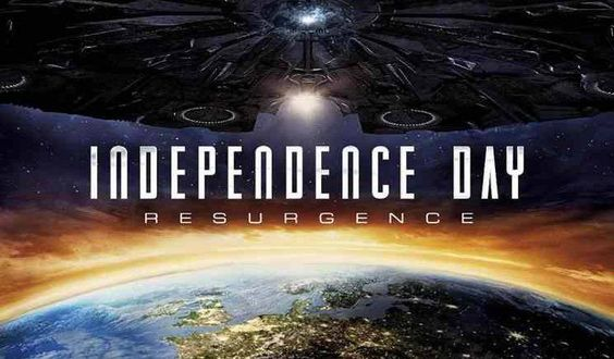 Independence Day: Resurgence - Mormon Movie Guy review by Jonathan Decker | Meridian Magazine - LDSmag.com | Ignore the dour reviews; Indepedence Day: Resurgence is perfectly enjoyable dumb fun. While not destined to be a classic like the first film, this sequel provides enough spectacle and escapism to justify a big-screen experience.