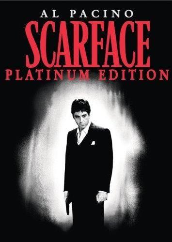 Scarface es una película estadounidense de 1983, dirigida por Brian De Palma, con Al Pacino en el rol principal, acompañado por Michelle Pfeiffer, Mary Elizabeth Mastrantonio, Robert Loggia, Harris Yulin, Paul Shenar y F. Murray Abraham, entre otros. El guión fue escrito por Oliver Stone y está basado en el filme del mismo nombre de 1932, dirigido por Howard Hawks.