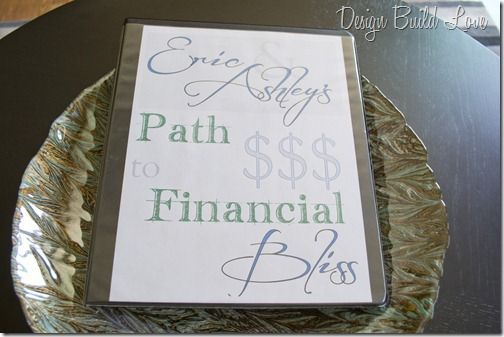 Financial Organization Binder- How to Organize All of Your Finances in One Place!