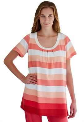 A-line knit tunic top #plussize Knit Tops & Tees from #WomanWithin