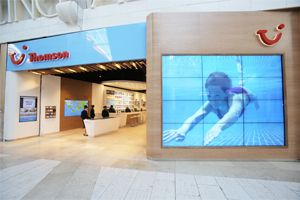 Integrating technology into new retail concepts - Thomson's new concept store