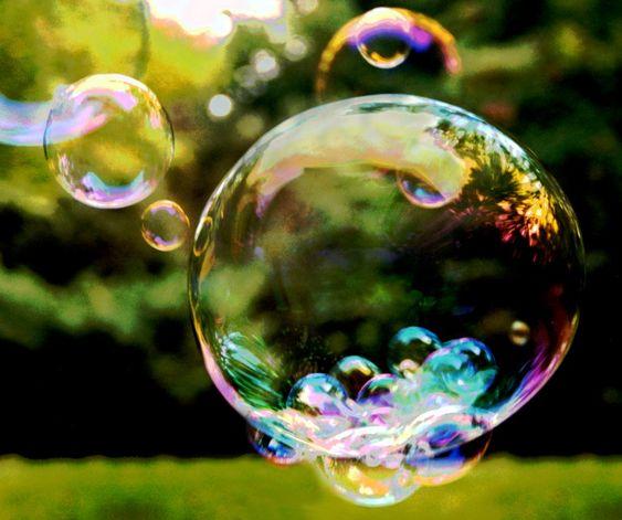BUBBLES...Bubbles....bubbles.....b