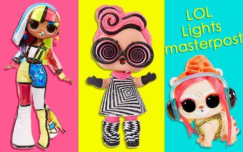 Lol Surprise Lights Masterpost L O L Surprise Lights Glitter L O L Surprise Lights Pets L O L Surprise Omg L In 2020 Lol Dolls Diy Crafts For Girls New Image
