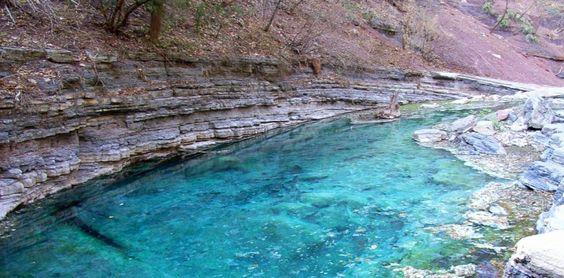 Aguas termales del Jordán en Jujuy  http://visitemosargentina.com/home/aguas-termales-del-jordan-en-jujuy/