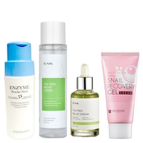 Acne Prone Skincare Starter Set Style Story S Set Includes