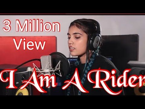I Am A Rider Female Version Gaddi Lamborghini Imran Khan Cover By Aish Youtube In 2020 Rider Song Dj Songs Imran Khan