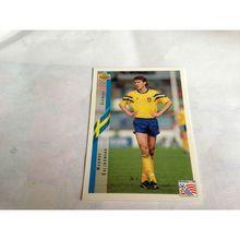Football Soccer Trading Card Upper Deck World Cup 1994 Sweden Erlingmark
