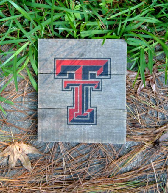 Texas Tech University Signs And Tech On Pinterest