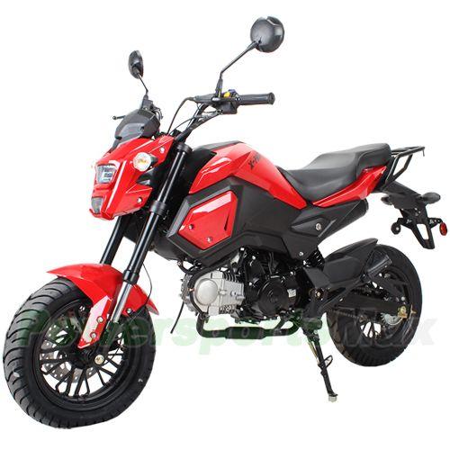 Mc N020 X Pro Phoenix 125cc Vader Motorcycle With Manual Transmission Electric Start Big 12 Wheels Dirt Motorcycle Motorcycle Motorcycle Bike